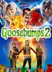 دانلود فیلم مورمور 2: هالووین جن زده با دوبله فارسی Goosebumps 2 2018