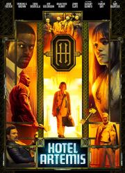 دانلود فیلم هتل آرتمیس با دوبله فارسی Hotel Artemis 2018 BluRay