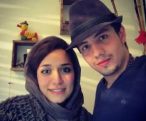 عاشقانه همسر امیر کاظمی برای سالروز تولدش