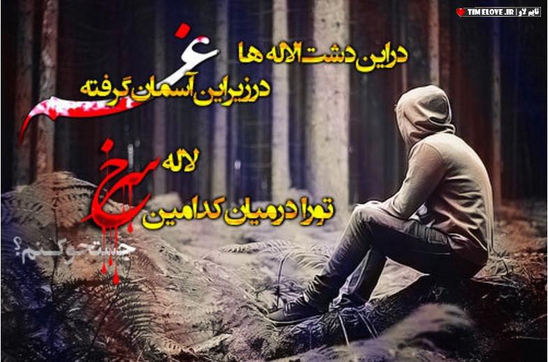 دانلود آهنگ عاشقانه وقتی که دلتنگی زیاد دلت فقط اونو میخواد از علی صدیقی