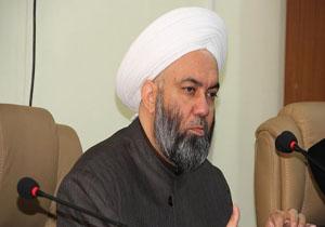 انتقاد شدید از شعار علیه ایران در اعتراضات عراق توسط رئیس علمای اهل سنت عراق