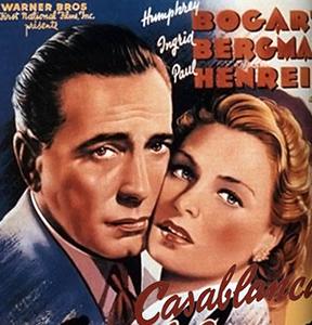دانلود دوبله قدیمی و رنگی شده فیلم کازابلانکا به کارگردانی مایکل کورتیز محصول سال 1942