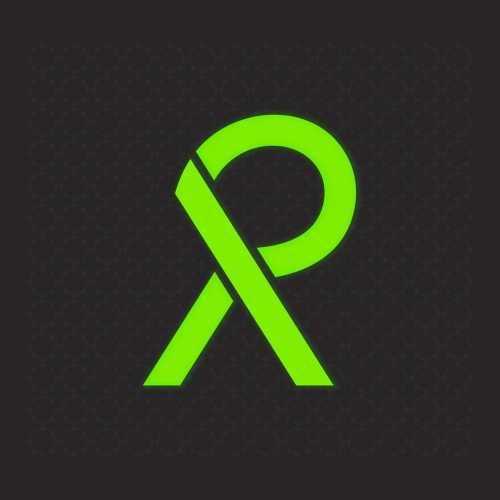 دستبند نوشته حرف r برای پروفایل