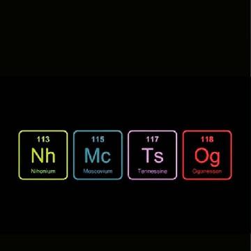 پاورپوینت کامل و جامع با عنوان بررسی کامل عنصر نیهونیوم در 11 اسلاید