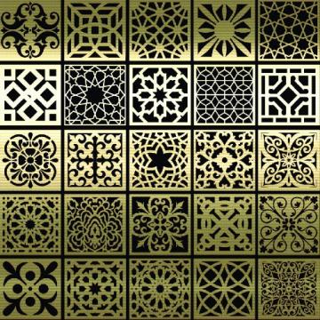 پک طرح فایل سقف کاذب لیزری و سی ان سی سری6