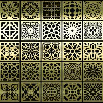 دانلود پک طرح فایل سقف کاذب لیزری و سی ان سی سری 8