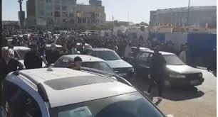 درگیری در شهر های ایران گرانی