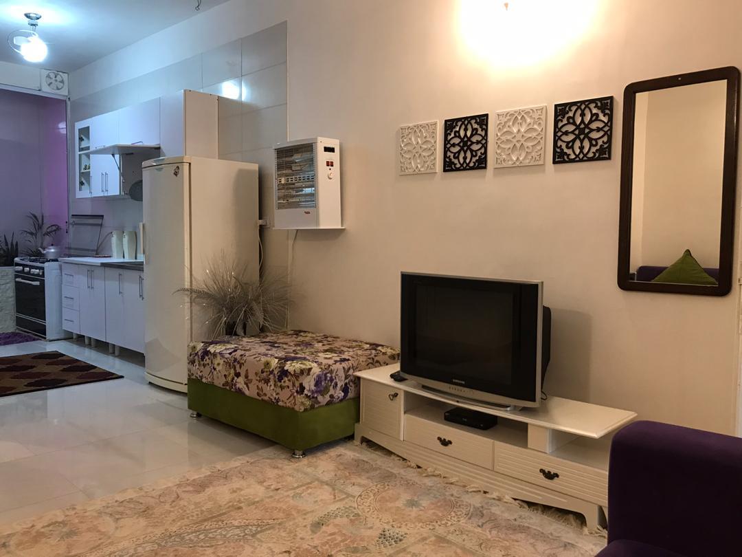 اجاره روزانه آپارتمان مبله یکخوابه در گوهردشت کد2057