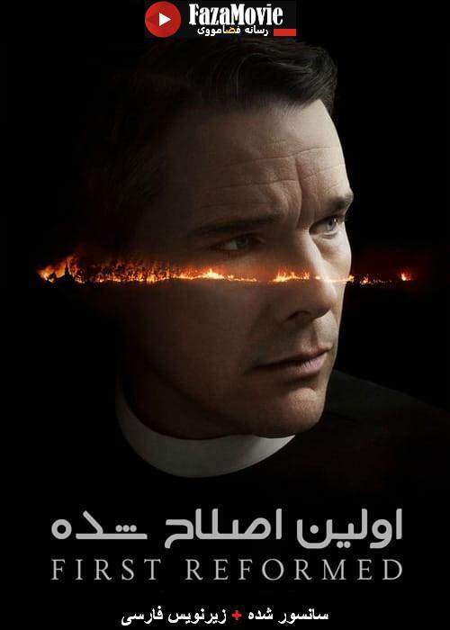دانلود فیلم First Reformed 2017 با دوبله فارسی