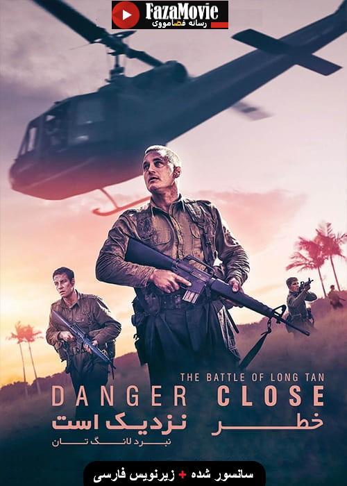 دانلود فیلم Danger Close The Battle of Long Tan 2019 با زیرنویس فارسیبا زیرنویس فارسی