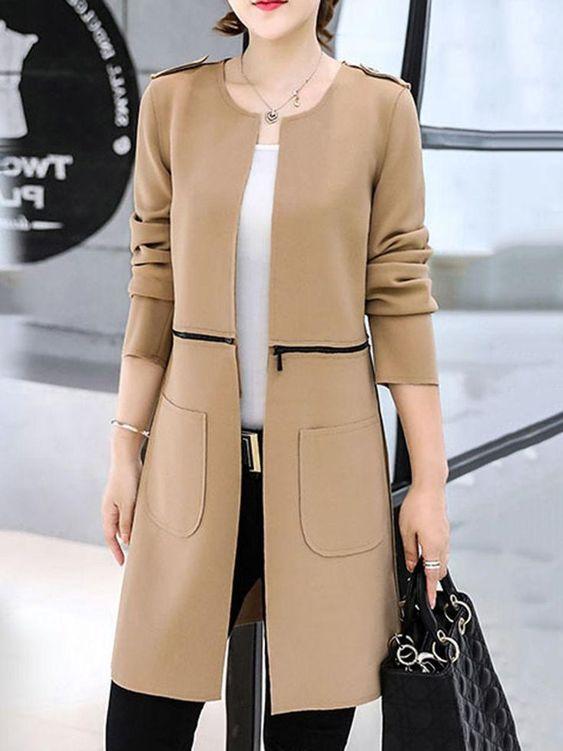 مدل پالتو کوتاه دخترانه جدید