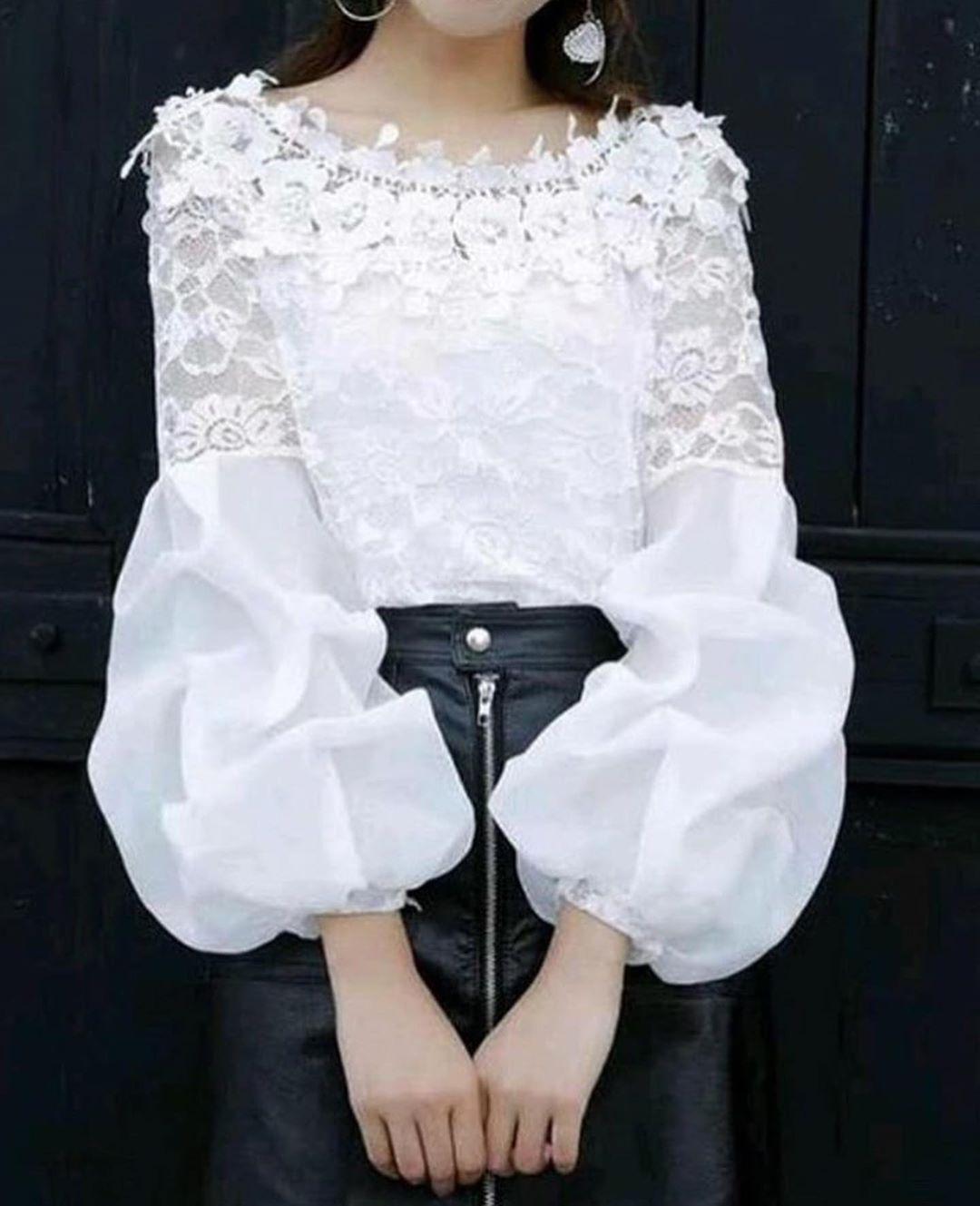 مدل شومیز دخترانه اسپرت