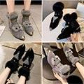 مدل کفش های لاکچری دخترانه 2020 جدید عکس