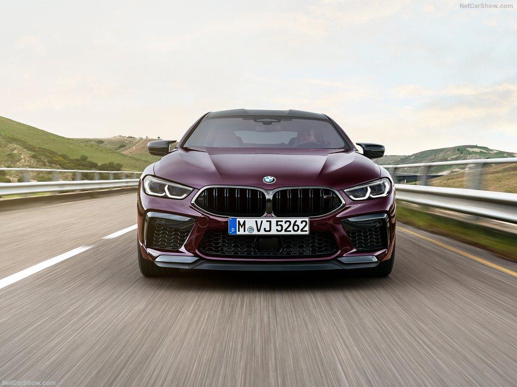 مشخصات BMW M8