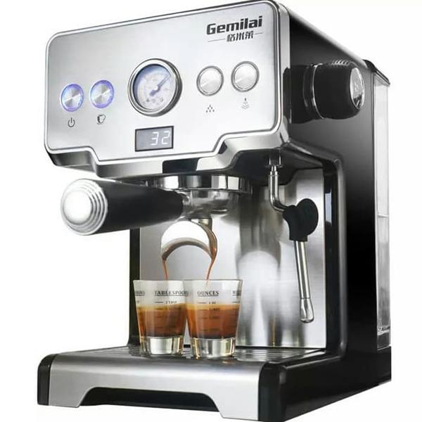 اسپرسو ساز نیمه صنعتی مدل Gemilai CRM3605