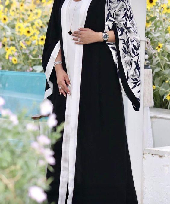 مدل عبای مجلسی زنانه
