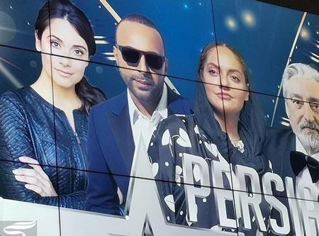 مهناز افشار,اِبی,آرش و نازنی رقیبان جدید تلویزیون
