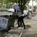 جزئیات اقدام خجالت آور یک مرد با کودک زباله گرد + فیلم و عکس