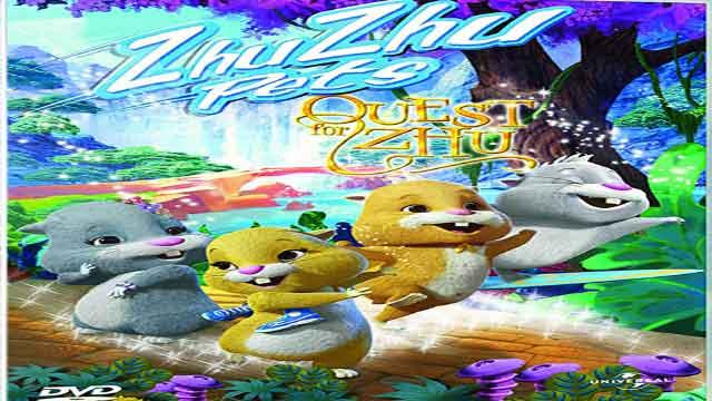 انیمیشن تلاش برای ژو-دوبله فارسی-Quest for Zhu 2011