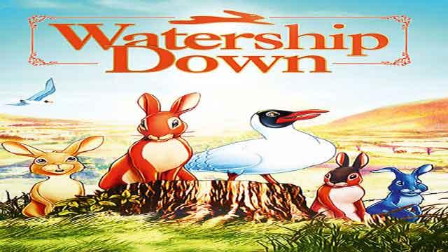 انیمیشن تپه خرگوش ها-دوبله فارسی-Watership Down 1978