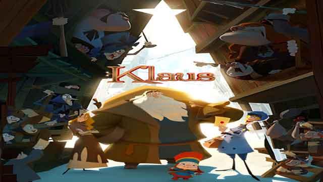 انیمیشن کلاوس با دوبله فارسی Klaus 2019