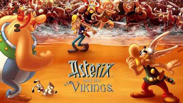 انیمیشن آستریکس و وایگینگها-دوبله- Asterix and the Vikings 2006