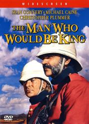 دانلود دوبله فارسی فیلم The Man Who Would Be King 1975
