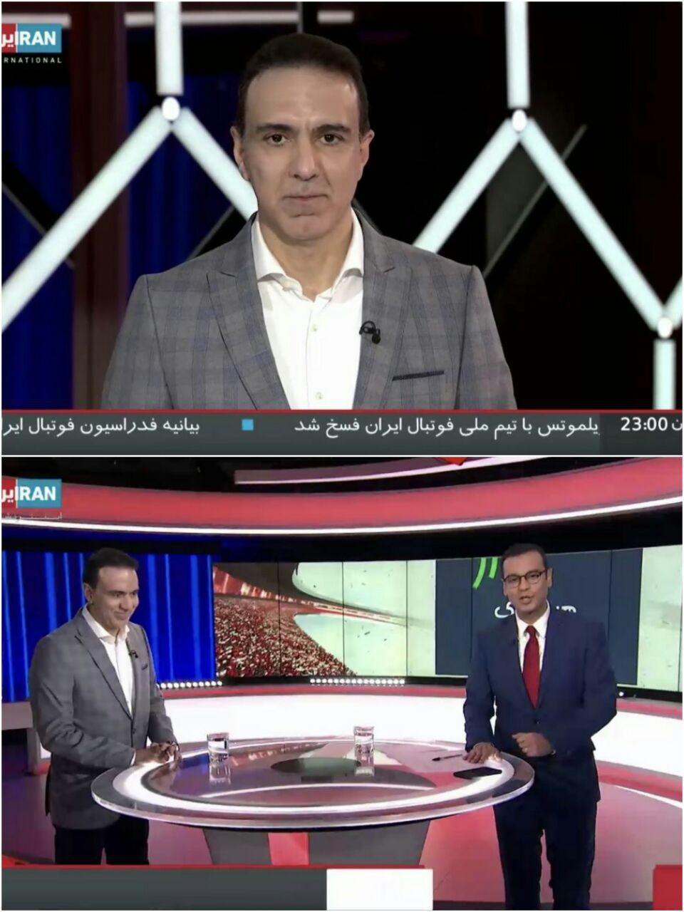 مزدک میرزایی در نخستین حضورش در شبکه ایران اینترنشنال: