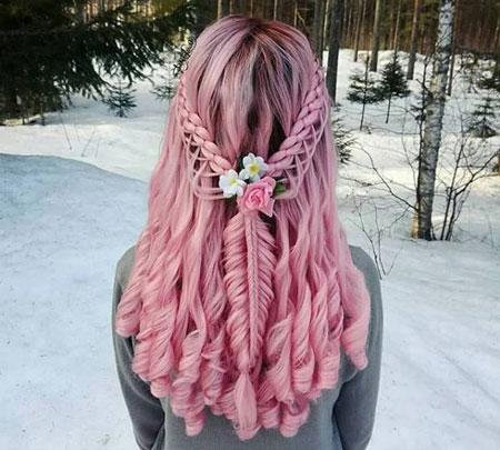 مدل مو های جدید دخترانه