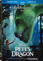 دانلود فیلم اژدهای پیت Pete's Dragon 2016