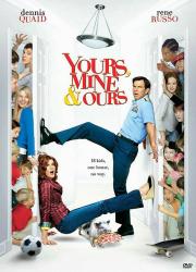 دانلود رایگان دوبله فارسی فیلم Yours, Mine and Ours 2005