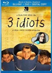 دانلود دوبله فارسی فیلم سه احمق Three 3 Idiots 2009
