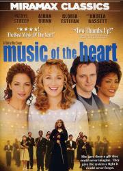 دانلود دوبله فارسی فیلم آوای قلبها Music of the Heart 1999