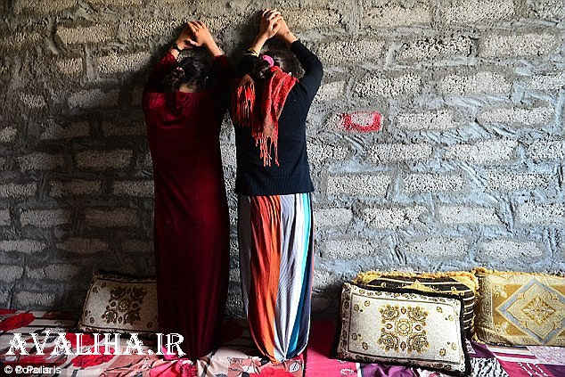 خاطرات تلخ یک دختر از تجاوز داعشی ها به او