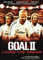 دانلود دوبله فارسی فیلم Goal II: Living the Dream 2007