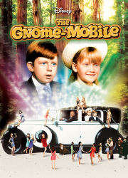 دانلود دوبله فارسی فیلم آدم کوچولوها The Gnome-Mobile 1967