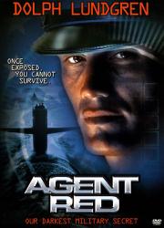دانلود دوبله فارسی فیلم مامور قرمز Agent Red 2000