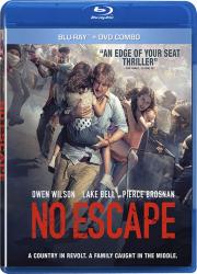 دانلود دوبله فارسی فیلم آخرین گریز No Escape 2015