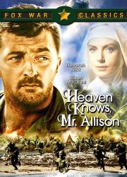 دانلود دوبله فارسی فیلم Heaven Knows Mr Allison 1957