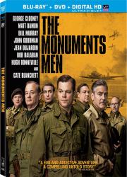 دانلود دوبله فارسی فیلم مردان تاریخی The Monuments Men 2014