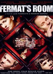دانلود دوبله فارسی فیلم اتاق فرمت Fermat's Room 2007