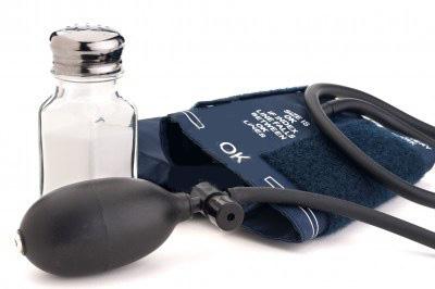 درمان فشار خون بالا, رژیم درمانی
