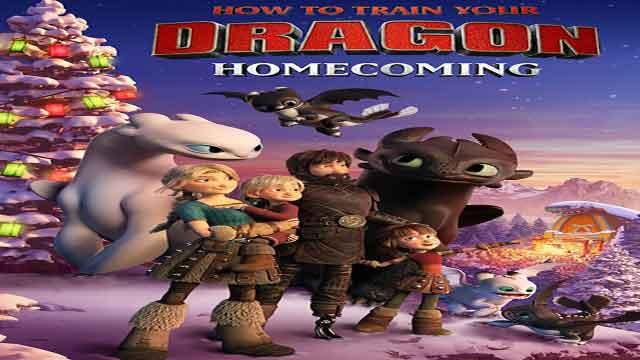 انیمیشن مربی اژدها 4 بازگشت به خانه دوبله فارسی How to Train Your Dragon Homecoming 2019