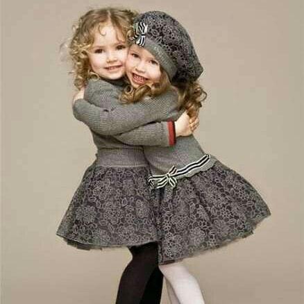 جدیدترین مدل لباس پاییزی دختر بچه ها