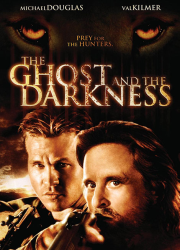 دانلود دوبله فارسی فیلم The Ghost and the Darkness 1996