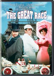 دانلود دوبله فارسی فیلم مسابقه بزرگ The Great Race 1965