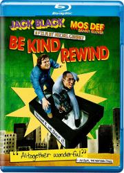دانلود دوبله فارسی فیلم مهربان باش و به عقب برگردان Be Kind Rewind 2008