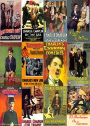 دانلود کالکشن فیلم های کوتاه از چارلی چاپلین Charles Chaplin Movies 1915