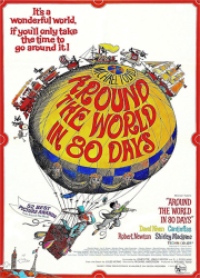 دانلود دوبله فارسی فیلم Around the World in Eighty Days 1956