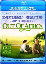 دانلود فیلم خارج از آفریقا Out of Africa 1985
